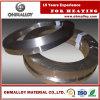 Bande de nichrome du fournisseur Ohmalloy112 Nicr60/15 de qualité pour les éléments de chauffe électriques