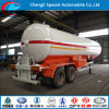 Sale quente Market africano Double Axles 20ton LPG Tanker Trailer