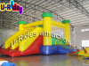 O Inflatable o mais novo Bouncer combinado com o Slide para Kids