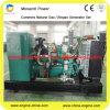 Générateur de gaz naturel de consommation d'énergie de vert de série de Cummins bas