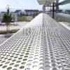 Aluminium Geperforeerd Blad/het Ronde Comité van het Aluminium van Gaten