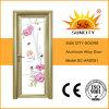Precios de cristal de la puerta del estilo de aluminio del marco moderno de la aleación (SC-AAD051)