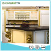 Tan Brown Granite Stone Vanity Top für Bathroom