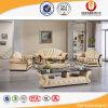 Best-Selling Modern Meubilair 1+2+3 van het Huis de Bank van het Leer (ul-ZL098)