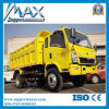 ミャンマーのための2016新しいHOWO Sinotruk 4X2 Dump Truck