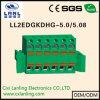Pluggable разъем терминальных блоков Ll2edgkdhg-5.0/5.08