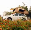 Tenda semplice della parte superiore dell'automobile per accamparsi