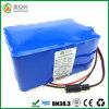Pak van de Batterij van de Cellen van Samsung 24V 13ah het Li-Ionen