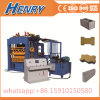 Автоматическая бетонная плита Qt4-15 делая машину кирпича вымощая камня машины