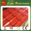 Nouveau Type Roofing Panel 836 Glazed Tile Roll Forming Machine avec Auto Stacker