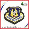 Zona su ordinazione del ricamo del distintivo di figura rotonda della polizia (EP00013)