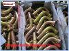 De montaje de acero al carbono Codo 60 ° macho BSP hidráulico
