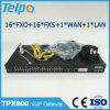 Centro de atención telefónica portuario VoIP PBX de la alta calidad FXS de China del fabricante