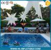 Partido inflable 2016, techo del acontecimiento/estrella de oro de los productos de la decoración y de plata inflable colgante para la venta