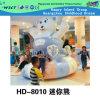 Electeric 소형 곰 실내 운동장 장난감 (HD-8010)