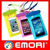 100% Seal PVC Mobile Phone Waterproof Bag
