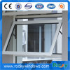 Ventana de aluminio barata de calidad superior del toldo