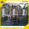 100Lマイクロビール発酵槽、高品質安いビール醸造装置