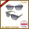Blocco per grafici di legno degli occhiali degli occhiali da sole unisex di bambù naturali F5388