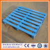ISO9001 Warehouse Storage Steel Pallet Racking with 4-Way or 2-Way Forklift Direction Pallet