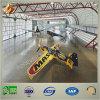 Edificio/hangar de la estructura de acero para el aeroplano
