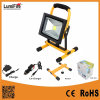 20W Super Bright Rechargebale LED Flood Light