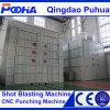 Pneumatic Abrasive Circulatory Systemの砂Blasting Booths