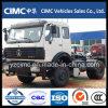 Cabeça do caminhão do trator de Beiben 4X2 da tecnologia do Benz