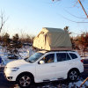 SUV 4X4. Travel Roof Top Tent für Camping und Travelling