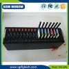 O melhor Price USB/RJ45/RS232 Bulk G/M SMS GPRS Modem16 Multi SIM Card G/M Modem com external Antenna
