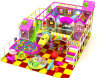 Kind-lustiges freches Schloss-Innenspielplatz-Gerät