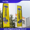 Bandierina del vento stampata marchio su ordinazione all'ingrosso della fabbrica, bandierina di spiaggia, facente pubblicità alla bandierina