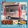Carrello mobile commerciale del gelato