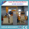 Провод толкотни CE Azeus в зерно рециркулируя машину