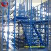 Mezzanine van de Rij van het pakhuis Multi Industrieel het Rekken van de Vloer Systeem