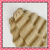 Qualità Wavy Human Hair Weaving Loose Deep 12inches