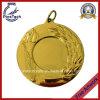 Iron personalizzato Die Struck Medal con Gold Finish, nessun MOQ.