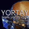 Polvo del pigmento de la perla del efecto del metal (YT4021)