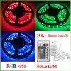 5050 luz de tira flexible de SMD LED RGB