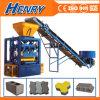 Die meiste populäre kleine Maschinen-Zeile konkreter hohler Block-formenmaschinen-Preis des Block-Qt4-24 in Nigeria