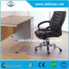 Büro-Stuhl-Plastikfußboden-Matte mit gerolltem Paket 45  *53