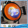 Wand Mount Round Light Boxes (gebildeter Acrylsignage)