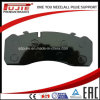 Man Wva29093를 위한 Semi-Metallic Bus Brake Pads