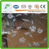 Vidrio de cristal del edificio de pantalla de la impresión del arte de cristal decorativo claro de /Well
