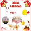 Инкубатор 2014 самый горячий автоматический 7 яичек миниый (YZ9-7)