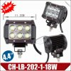 4.4 18W Mini CREE Double Rows Light Bar with CE (CH-LB-202-1-18W)