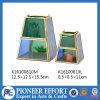 Neuer Entwurfs-Glasaltertums-Kerze-Halter-Pflanzenhalter
