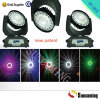 Nouveau Stage DEL Effect Lighting 18*10W DIY Moving Head Light
