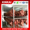 Déshydrateur saccadé de poissons de machine de séchage de viande de machine de dessiccateur de poulet industriel
