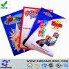 Livret glacé de promotion de couleur (SZ3026)